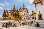 Meditationsurlaub im buddhistischen Kloster in Thailand