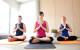 Viele Meditations- und Yogakurse werden von der Krankenkasse übernommen.