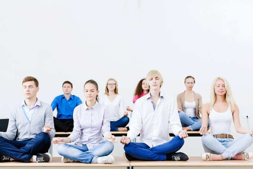 Es gibt so viele Gründe zu meditieren...
