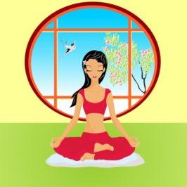 Wie Du den schwierigsten Meditationssitz (voller Lotussitz) schnell erlernst