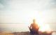 meditation und körper